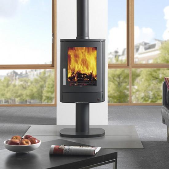 ACR Neo 1P Multifuel Woodburning 5kW Pedestal Stove