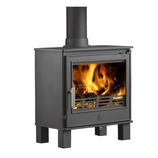 ACR Buxton II  Multifuel or Wood Burning Stove.