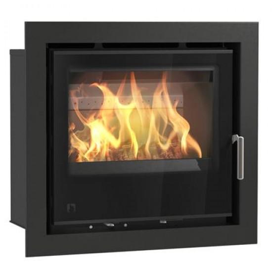 Arada i600 Inset Multifuel Wood burning 7.5kW Stove
