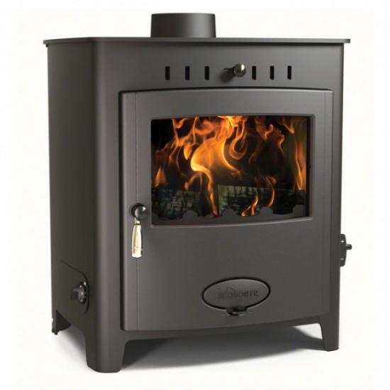 Arada Ecoboiler 20 HE Freestanding Multi Fuel / Wood Burning Boiler Stove