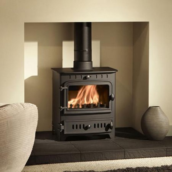 Arada Chelsea Solo 5kW Wood Burning Multifuel Stove