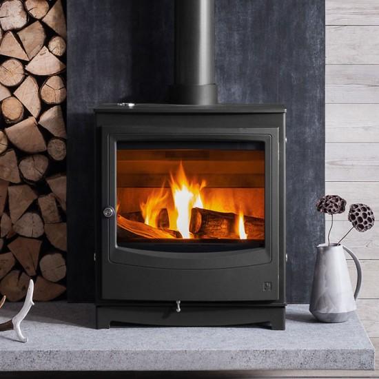 Arada Farringdon Large Eco Wood Burning Multifuel Stove