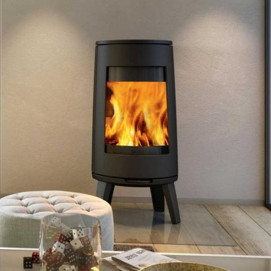 Dovre Bold 300 on legs Wood Burning Stove