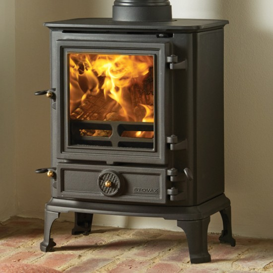Stovax Brunel 1A Wood Burning & Multi-fuel Stoves