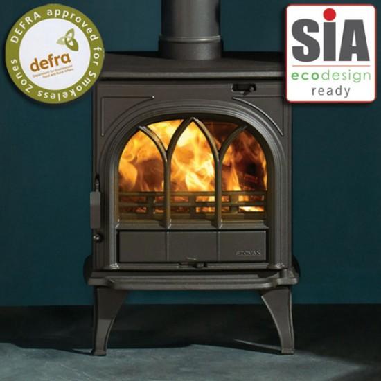Stovax Huntingdon 25 Wood Burning & Multi-fuel Stoves