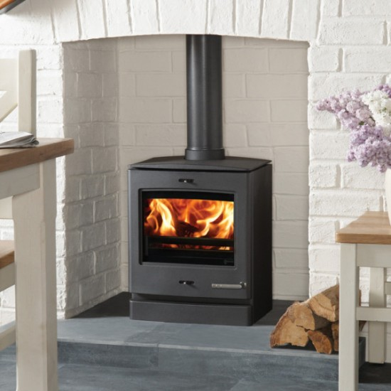 Yeoman CL5 Woodburner & Multi-fuel Stove High efficiency stove.