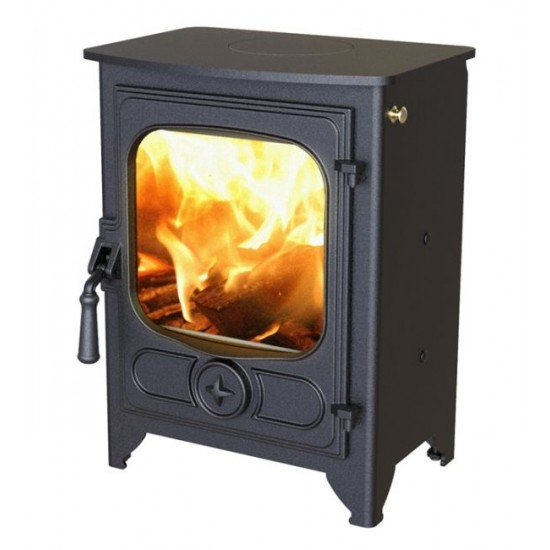 Charnwood Country 4  Woodburner or Multifuel Stove
