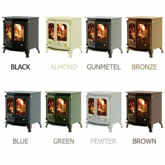 Charnwood Country 6 Woodburner or Multifuel Stove