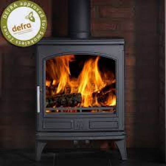 ACR Ashdale Multifuel Woodburning Traditional 7kW Stove